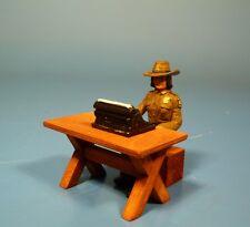 LINEOL/ELASTOLIN-Wild West – US Ranger – 7 cm Série