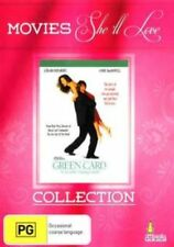 Green Card DVD Postage Within Australia Region All