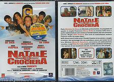 Natale in crociera (2008) DVD NUOVO Michelle Hunziker, Christian De Sica, Brilli