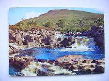 Falls at Silver Bridge, Strath Garve. Near, Beauly, Ullapool etc. (1977)