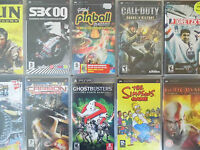 Sony PSP Games - Various Titles - Original and Complete (No1)