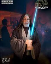 Star Wars Gentle Giant Statue Bust Obi-Wan BEN Kenobi PGM - #Limited to 850