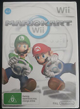 Mario Kart Wii ***Un-Opened Factory Sealed Mint Condition***