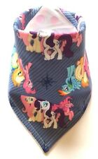 Baby Girls Bandana Dribble Bib (Bibdana). My Little Pony MLP! A Perfect Gift!