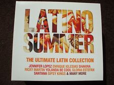 VA - Latino Summer Double CD.Both Discs Are  In Excellent Condition.