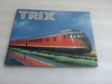 Trix Katalog 1965 (WÜ. 05)