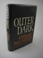 OUTER DARK Cormac McCarthy SIGNED 1st Edition 1968 Fiction Novel First Printing