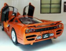G LGB 1:24 Scale 2004 Orange V8 Saleen S7 Detailed Motormax Diecast Model Car