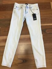 Sz 8 Bardot Nevada Crop Jeans *buy Five or More Items Get Post