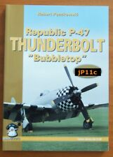"Republic P-47 Thunderbolt ""Bubbletop"" - Yellow Series RARE!"