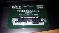 N Gauge Kato Motorised locomotive chassis various versions made in Japan