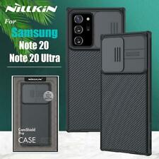 Nillkin Samsung Note20 Ultra S20FE Slide Camera Lens Protection Cover Phone Case