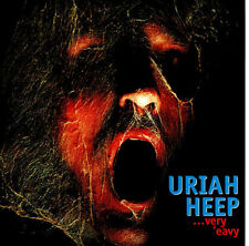 URIAH HEEP - Very 'Eavy Very 'Umble unique Hungary issue CD Pop Classic/ Euroton