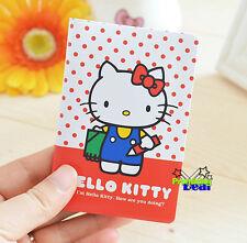 Cute Hello Kitty Bank Card Credit Card Holder Case Bag
