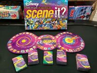 Disney Scene It! 1st Edit -  Game Replacement Parts/Pieces- Your Choice!