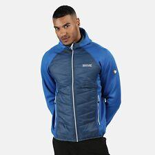 Men's Andreson IV Lightweight Insulated Hybrid Walking Jacket - Blue
