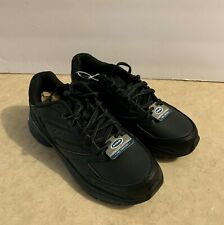 Dr Scholl's Womens Shoes Athletic Aspire New Size 8W Wide Lightweight Leather
