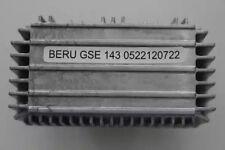 Control Unit, glow plug system BERU GSE143