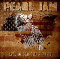 Pearl Jam - Live In San Diego 1995 Limited Numbered Orange 3 Vinyl LP 750 WW NEU