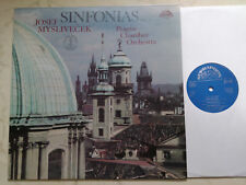 MYSLIVECEK Sinfonias Vol.2 PRAGUE CHAMBER ORCHESTRA *RARE VINYL LP*NM*
