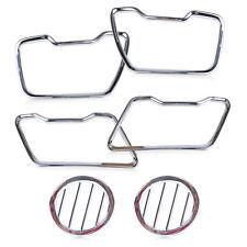 For Kia Sportage R 2011-2015 Chrome Interior Air Vent Duct Molding Trim Cover