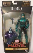 Marvel Legends Yon-Rogg Action Figure