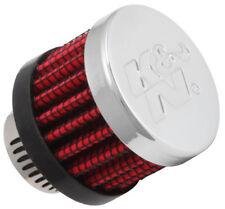 "62-2480 K&N Vent Air Filter .5512"" FLG 1-3/8"" OD 1-1/8"" H (KN Universal Air Filt"