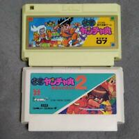 Kaiketsu Yancha Maru 1 2 Kid Niki Yanchamaru NES IREM Nintendo Famicom