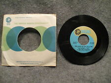"""45 RPM 7"""" Record Hank Williams Jr. I've Got A Right To Cry MGM Records K14240"""