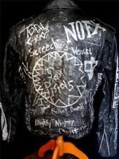 Abbigliamento e accessori vintage punk in pelle