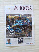 FORMULE 1 - RENAULT F1 TEAM - 2003 Revue Club 4 - News Trulli Fisichella Alonso