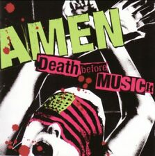 Amen - Death before musick - CD -