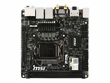 MSI Z87I LGA 1150 Haswell 4th Gen Intel Core PCIe Motherboard Brand New Mini-ITX