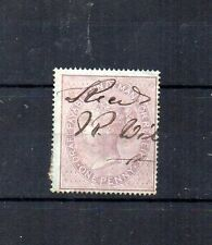 Great Britain 1800s Queen Victoria Revenue: Draft Payable On Demand Or Receipt.