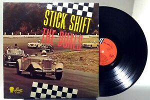 The Duels - Stick Shift - SUE RECORDS LP 2002