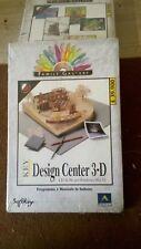 Pc cd-rom windows 95 Key design center 3d