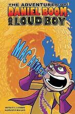 NEW Mac Attack! #2 (Daniel Boom aka Loud Boy) by D.J. Steinberg