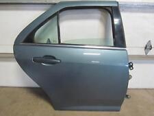 05-11 CADILLAC STS RR Right Rear Passenger Door Stealth Gray Metallic 928L