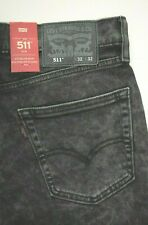 Charcoal 511 Levi's 2-Way STRETCH, COMFORT Jeans: 045112377