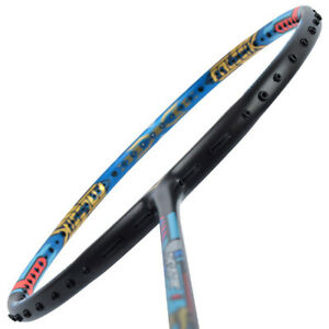 VICTOR THRUSTER K Falcon Badminton Racket Blue Racquet Racket String 4UG5
