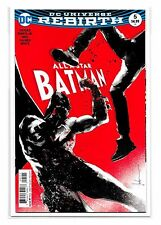 ALL-STAR BATMAN #5 - Cover C - Jock Variant Cover - DC Rebirth Comics!