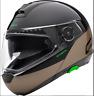 Helm Schuberth C4 PRO Swipe Brown Schwarz Braun Gold NEU  Gr. S 55