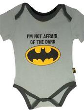 NEW BABY TODDLER Size 24 Months 24M BATMAN DC COMICS ONE PIECE BODYSUIT OUTFIT