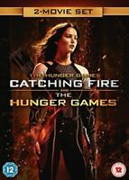 , The Hunger Games / The Hunger Games: Catching Fire [DVD], Very Good, DVD