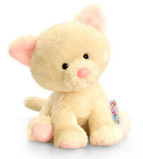 KITTEN CAT Soft Plush Kitty Toy Teddy by Keel Toys - 14cm