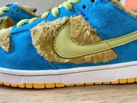 Nike SB Dunk low premium Baby Bear Three Bears Pack Size 11 VTG vintage Shoes