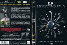 DR. HACKENSTEIN --- Troma Collector's Edition 26 --- Uncut --- FSK 18 ---