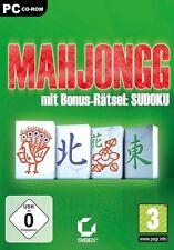 Al mahjong | con bonus-acertijo: sudoku | PC | nuevo & inmediatamente