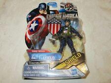 Hasbro Marvel Captain America The First Avenger Comic Series #03 Battlefield