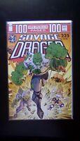 Savage Dragon Super Spectacular #225 Alt. Cover High Grade Comic Book RM2-51